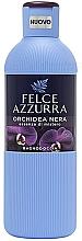 """Profumi e cosmetici Bagnodoccia """"Black Orchid"""" - Felce Azzurra Black Orchid Body Wash"""