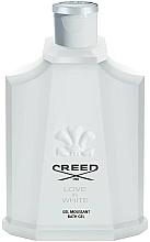 Profumi e cosmetici Creed Love in White - Gel doccia
