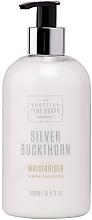 Profumi e cosmetici Crema corpo idratante - Scottish Fine Soaps Silver Buckthorn Moisturiser