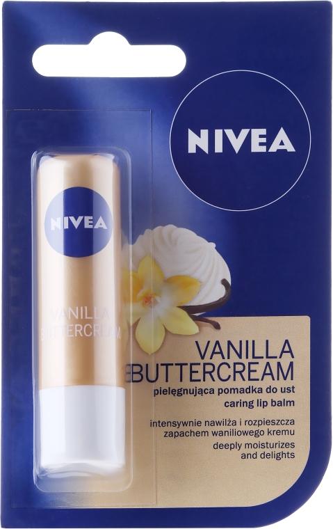 """Burrocacao """"Dessert alla vaniglia"""" - Nivea Vanilla Buttercream"""