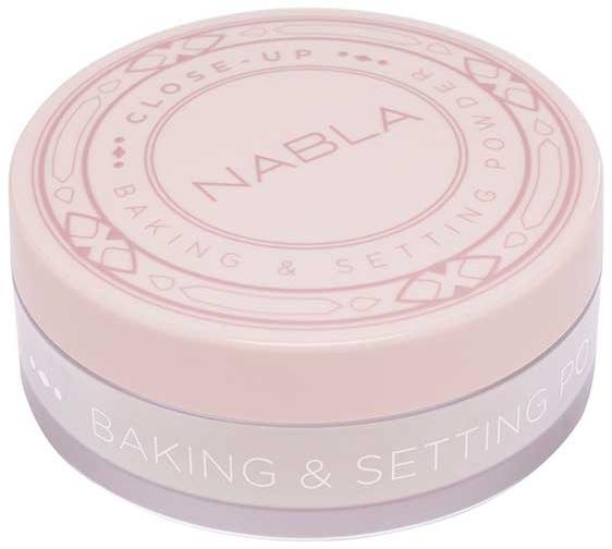 Cipria in polvere - Nabla Close-Up Baking Setting Powder