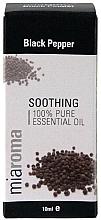 """Profumi e cosmetici Olio essenziale """"Pepe nero"""" - Holland & Barrett Miaroma Black Pepper Pure Essential Oil"""