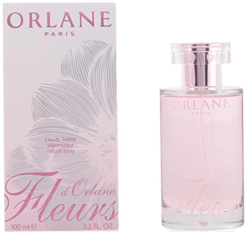 Orlane Fleurs d`Orlane - Eau de toilette  — foto N1