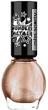 Profumi e cosmetici Smalto per unghie - Miss Sporty Wonder Metal