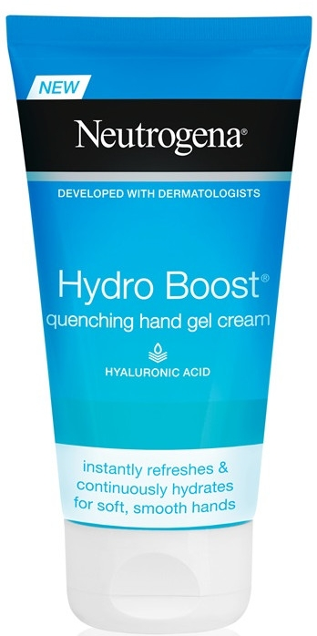 Crema mani - Neutrogena Hydro Boost Quenching Hand Gel Cream