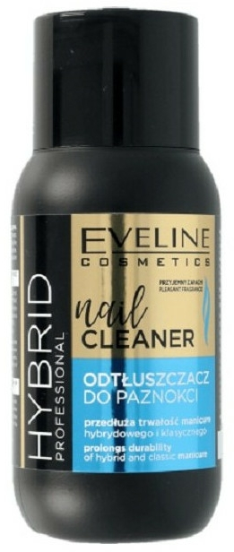 Sgrassatore per unghie - Eveline Cosmetics Hybrid Professional Nail Cleaner