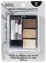 Profumi e cosmetici Set sopracciglia - Ardell Brow Defining Palette