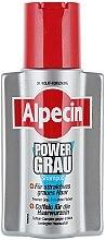 Profumi e cosmetici Shampoo per capelli grigi - Alpecin Power Grau Shampoo