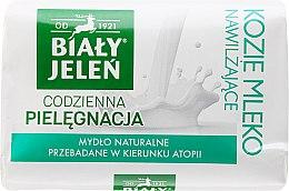 Profumi e cosmetici Sapone ipoallergenico - Bialy Jelen Hypoallergenic Soap With Goat Milk