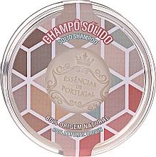 Profumi e cosmetici Shampoo solido naturale - Essencias De Portugal Solid Shampoo