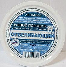 Profumi e cosmetici Polvere dentale - Artcolor