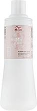 Profumi e cosmetici Lozione attivatore per rimuovere il pigmento artificiale - Wella Professionals ReNew Activator Liquid