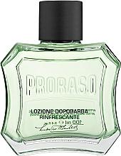 Profumi e cosmetici Lozione dopobarba con mentolo ed eucalipto - Proraso Green After Shave Lotion