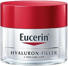 Profumi e cosmetici Crema per pelli normali e miste, da giorno - Eucerin Hyaluron-Filler+Volume-Lift Day Cream SPF15