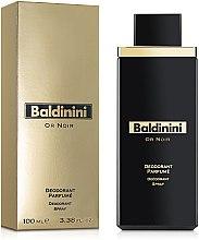 Profumi e cosmetici Baldinini Or Noir - Deodorante