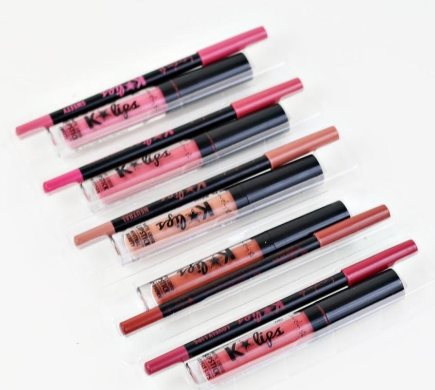 Kit labbra - Lovely Lip Set K*Lips Candy Shop