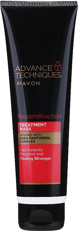 """Maschera capelli """"Ricostruzione istantanea dei capelli"""" - Avon Advance Techniques Reconstruction Mask — foto N1"""