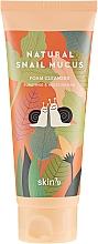 Schiuma detergente con bava di lumaca - Skin79 Natural Snail Mucus Foam Cleanser — foto N1