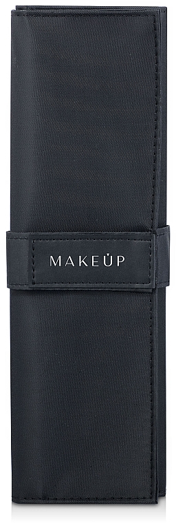 "Custodia per 10 pennelli, nera ""Basic"" - Makeup"