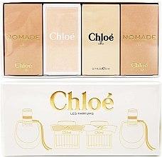 Profumi e cosmetici Chloe Women - Set (edp/3x5ml + edt/5ml)