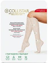 Profumi e cosmetici Maschera piedi - Collistar Special Perfect Body Boot-Mask Nourishing Anti-Fatigue Feet And Calves