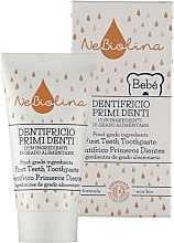 Profumi e cosmetici Dentifricio per i primi denti - Nebiolina Baby First Teeth Toothpaste