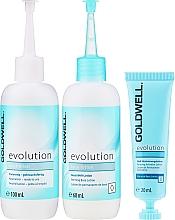Set per permanente per capelli spessi - Goldwell Evolution Neutral Wave 0 Set — foto N2
