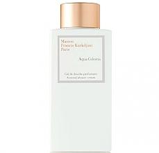 Profumi e cosmetici Maison Francis Kurkdjian Aqua Celestia - Doccia crema