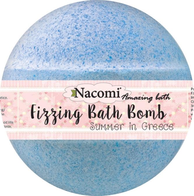 Bomba da bagno - Nacomi Fizzing Bath Bomb Summer in Greece — foto N3