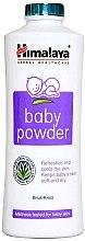 Profumi e cosmetici Talco per bambini - Himalaya Herbals Baby Powder