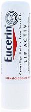 Profumi e cosmetici Balsamo labbra - Eucerin pH5 Lip Activ SPF15
