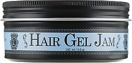 Profumi e cosmetici Gel per capelli, fissazione forte - Lavish Care Hair Gel Jam Strong Flexible Hold