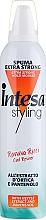 Profumi e cosmetici Mousse per styling dei capelli ricci - Intesa Styling Extra Strong Hold