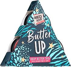 Profumi e cosmetici Set - Dirty Works Butter Up (b/butter/3x50ml)