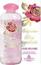 Profumi e cosmetici Acqua naturale di rose - Bulgarian Rose Signature Rose Water