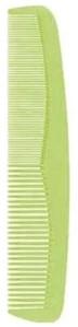 Pettine capelli 60212, verde - Top Choice Colours — foto N1