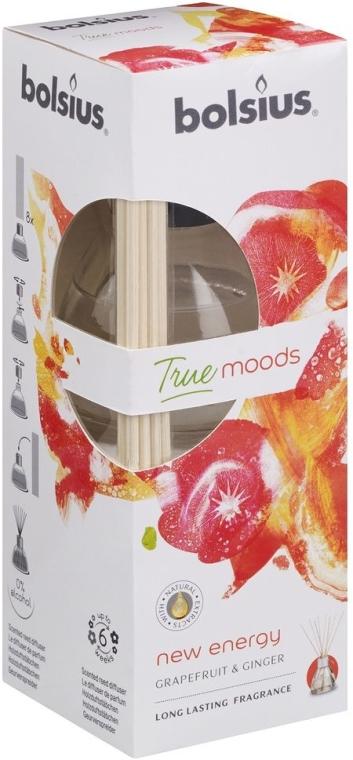 """Diffusore di aromi """"Pompelmo e zenzero"""" - Bolsius Fragrance Diffuser True Moods New Energy"""