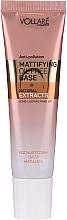 Profumi e cosmetici Base trucco opacizzante - Vollare Mattifying Oil Free Natural Extracts Base Long-Lasting Make Up