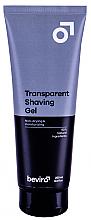 Profumi e cosmetici Gel da barba - Be-viro Men?s Only Transparent Shaving Gel