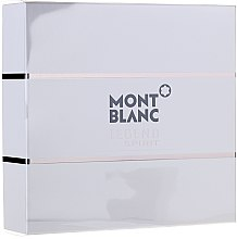 Profumi e cosmetici Montblanc Legend Spirit - Set (edt/100ml + asb/100ml + mini/7.5ml)