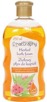 "Bagnoschiuma ""Eucalipto"" - Bluxcosmetics Naturaphy Herbal Bath Foam"