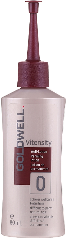 Lozione per permanente 0 - Goldwell Vitensity Performing Lotion 0