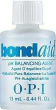 Profumi e cosmetici Lozione equilibrante per il Ph delle unghie - O.P.I. Bond-Aid pH Balancing Agent