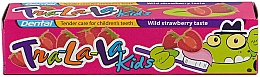 """Profumi e cosmetici Dentifricio """"Fragola"""" - Dental Tra-La-La Kids Strawberry Toothpaste"""
