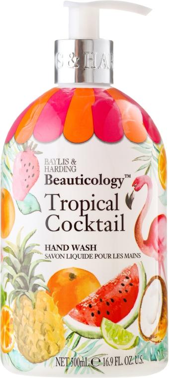 Sapone liquido mani - Baylis & Harding Beauticology Tropical Cocktail Hand Wash