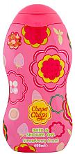 """Profumi e cosmetici Gel doccia """"Fragola"""" - Chupa Chups Body Wash Strawberry Scent"""
