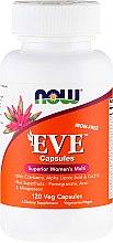 Profumi e cosmetici Complesso di vitamine in capsule, per donne - Now Foods Eve Womans Multi