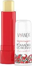 Profumi e cosmetici Balsamo labbra rigenerante - Vianek Lip Balm