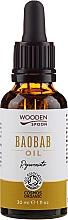 Profumi e cosmetici Olio di baobab - Wooden Spoon Baobab Oil