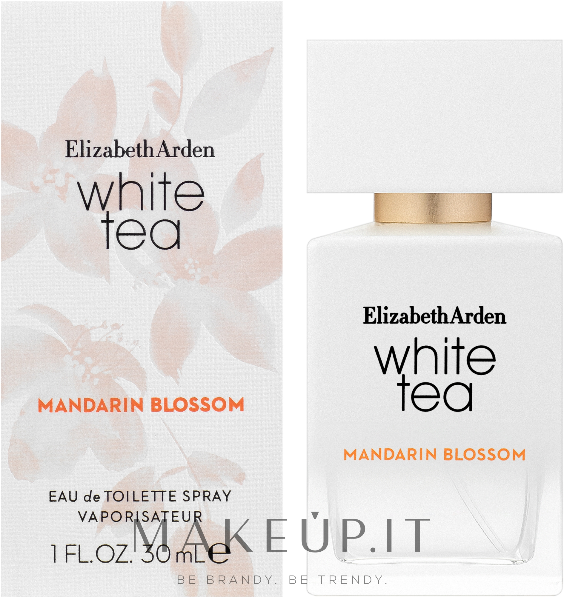 Elizabeth Arden White Tea Mandarin Blossom - Eau de toilette — foto 30 ml